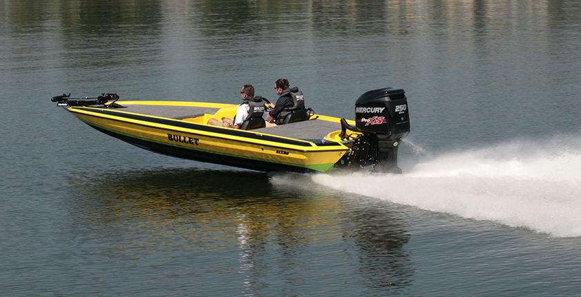 21XRS Bullet Boat | Fishing Boat | Pro Bass Boat