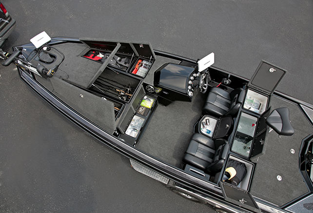 21XRS Bullet Boat   Fishing Boat   Pro Bass Boat